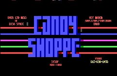 Candy Shoppe