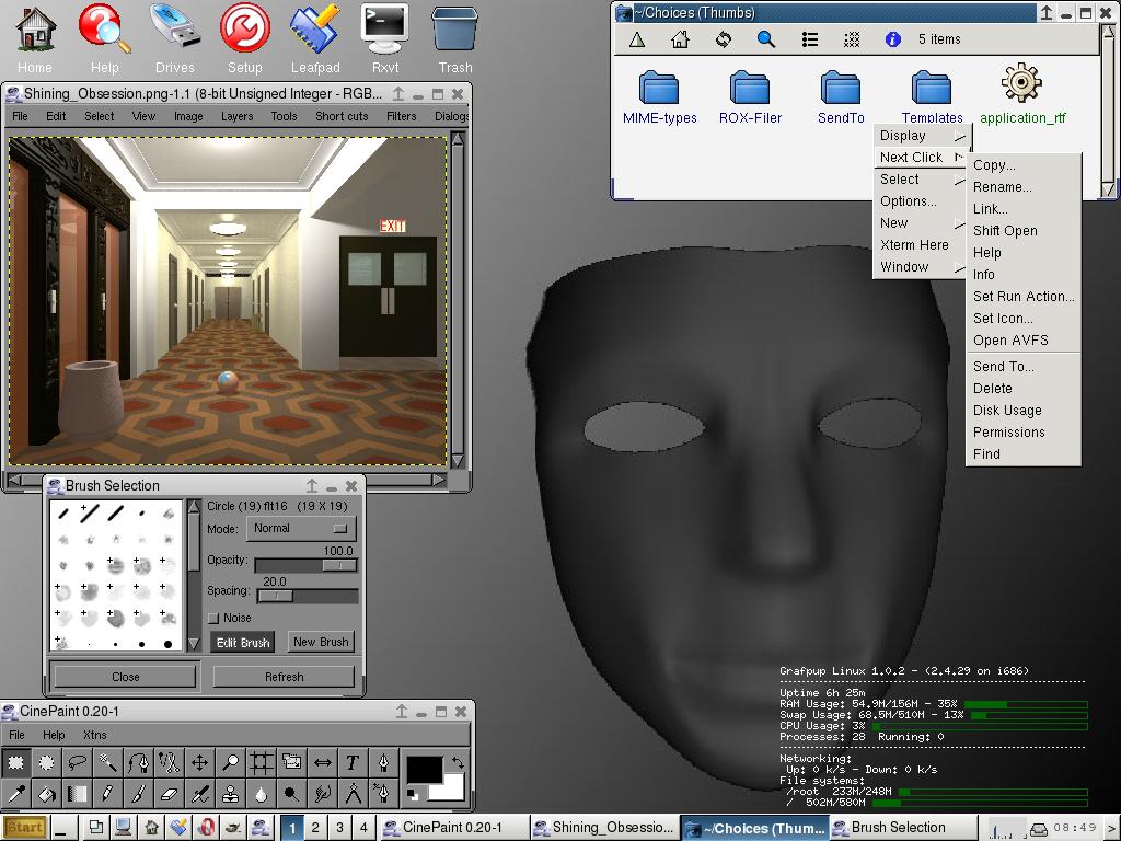Grafpup screenshot 3