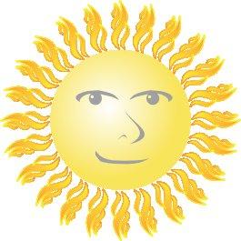 smilin sun
