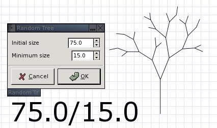 first random tree