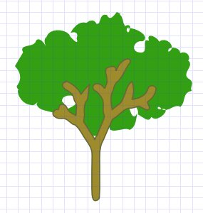 tree tutorial step 6