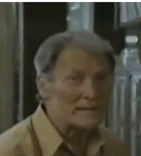 Jack Palance from Ripley's Believe It or Not