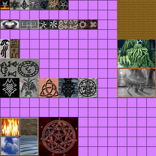 Minecraft Mystic Artpack