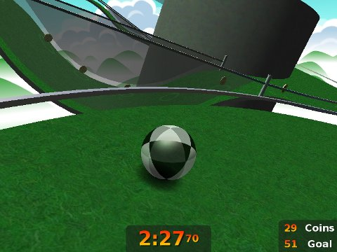 Neverball screenshot 4