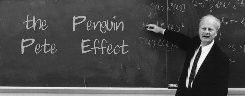 Penguin Pete effect