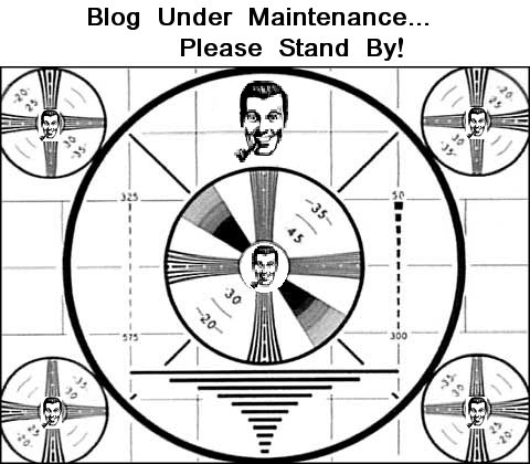 blog under maintenance, please stand by