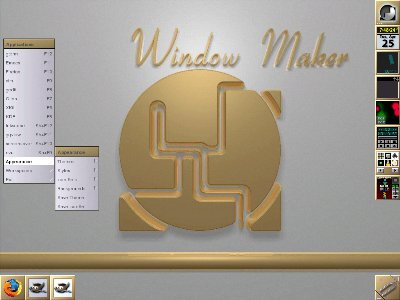 Window Maker screenshot