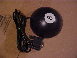 picture of the 8-ball mouse