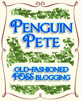 old fashioned FOSS blogging