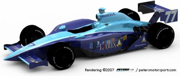 tux 500 3D model
